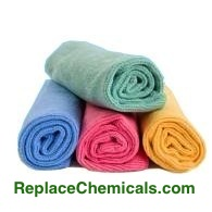 """Here are all 4 colors of the Enviro Cloth. Call me to order all 4 so you can """"color-code"""" your home! 605-271-1814"""
