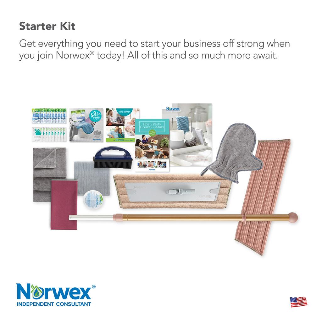 2021 Norwex Starter Kit