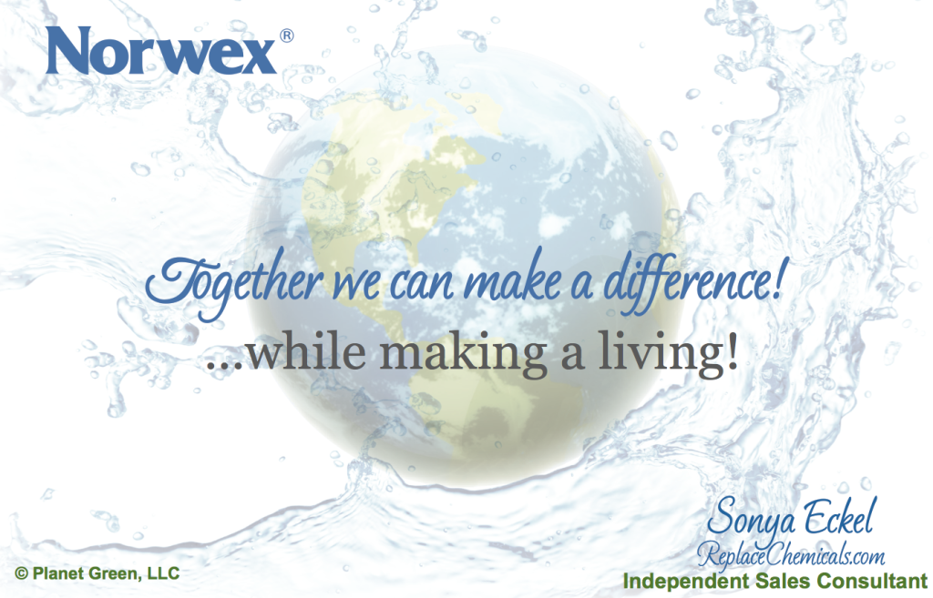 make a difference-earn a living