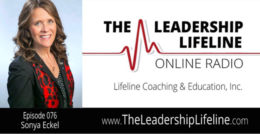 Interview on the Leadership Lifeline Radio Show