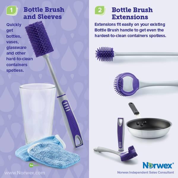 bottle-brush