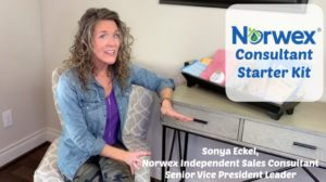 What comes in the Norwex Starter Kit?