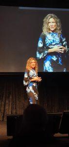 Sonya Eckel Training at Australia Norwex Conference
