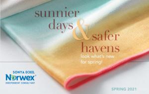 Norwex Spring 2021 Catalog