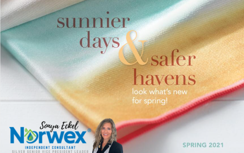 Norwex March 2021 Catalog